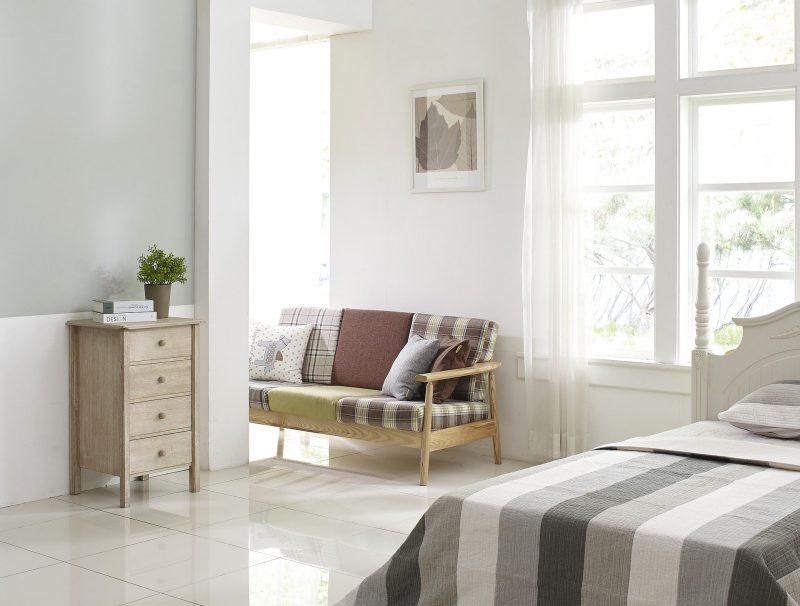 sypialnia a salon